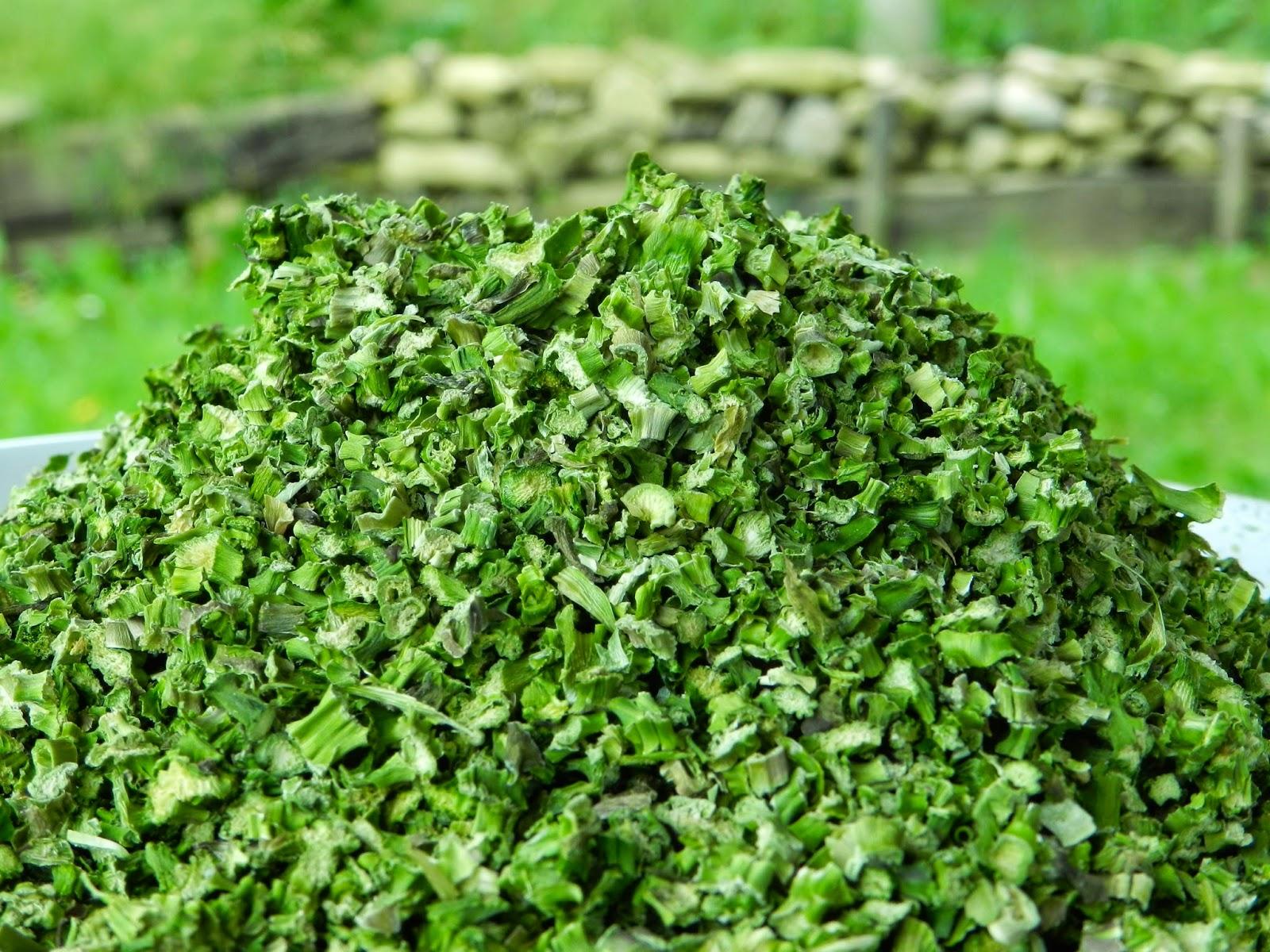 Consorzio asparagi disidratati